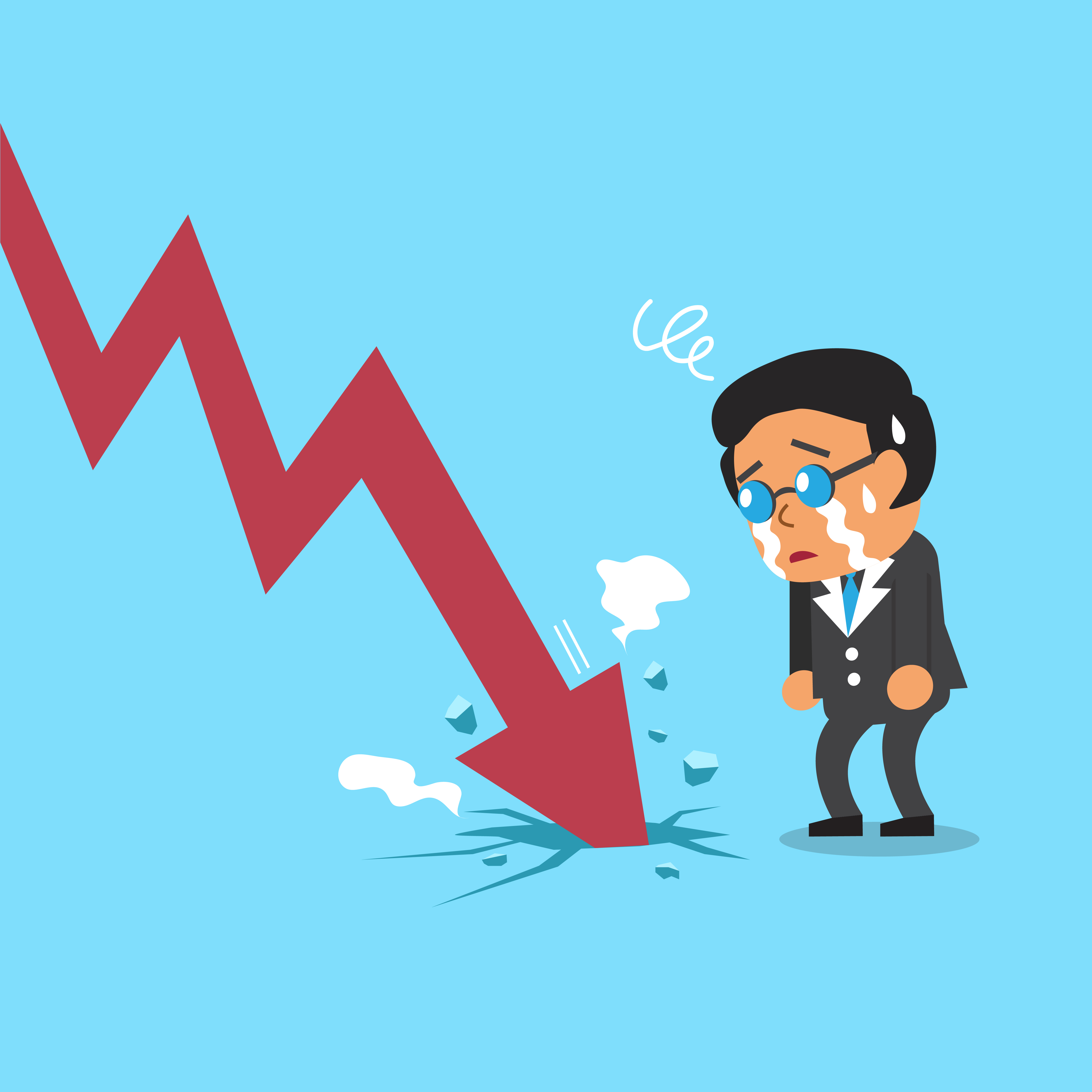 How Can You Lose More Money Than You Invest Shorting a Stock?